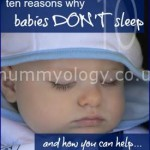 10 Reasons Why Babies Don't Sleep….