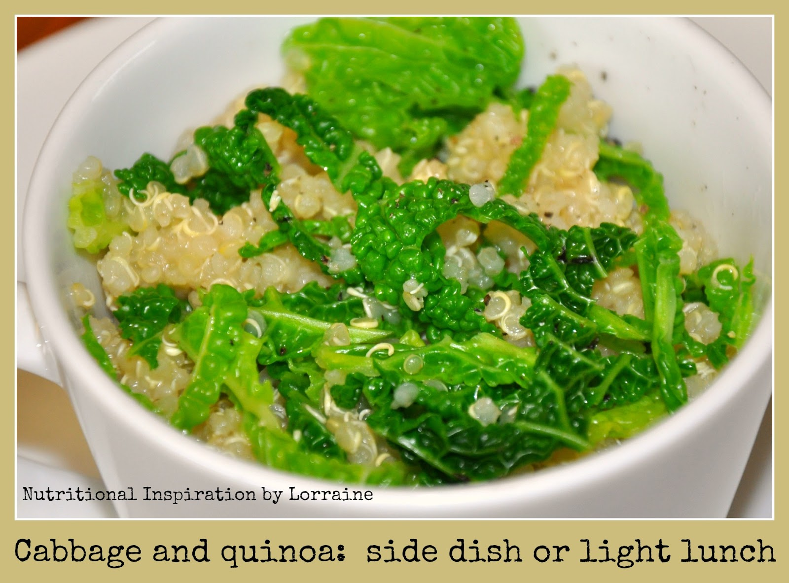 How to cook young cabbage