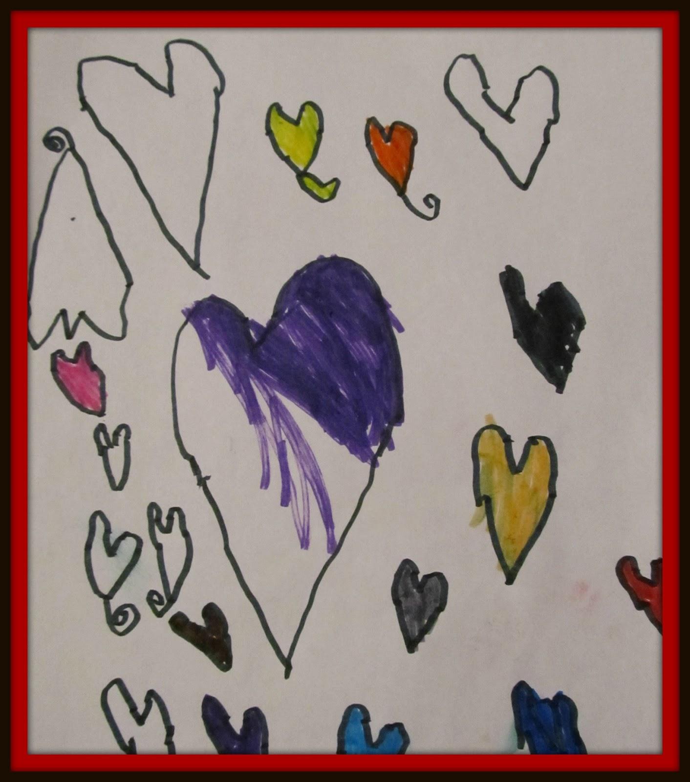 teach your preschooler how to draw a heart mummyology