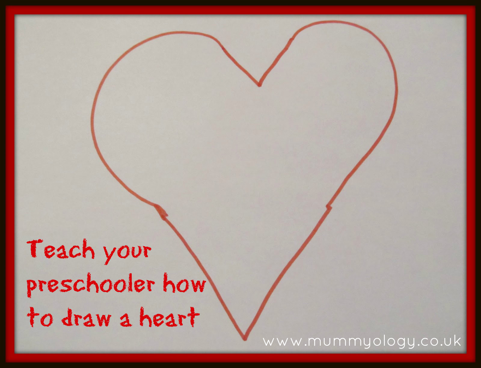 100 How To Draw A Heart How To Draw A Heart Rose