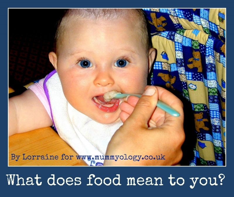 What does food mean to you mummyology for Cuisine meaning