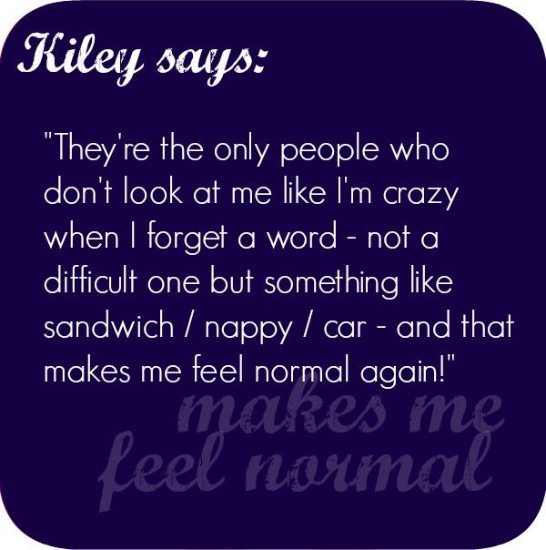 kiley says