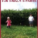 Five Family Family Fitness Tips! with #cbias