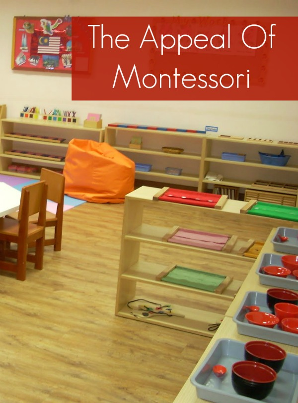 Appeal of Montessori